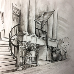 Savannah Vignette