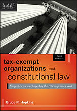 Tax Exempt Organizations and Constitutional Law, ISBN: 978-1-118-37072-8