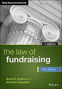 The Law of Fundraising, 5th Edition, ISBN: 978-1-118-65063-9