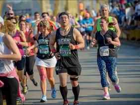 Board VP Finishes Pittsburgh Marathon