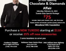 Chocolate & Diamonds Exclusive Offer