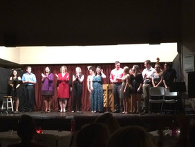 Woodland Hills Alumni Cabaret 2015