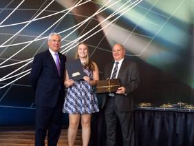 WHHS Grad Wins Penguins Foundation Scholarship
