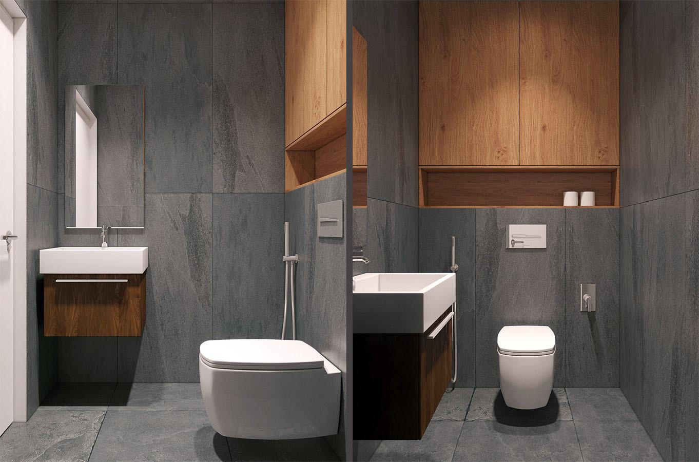 Дизайн интерьера ЖК Тихая роща