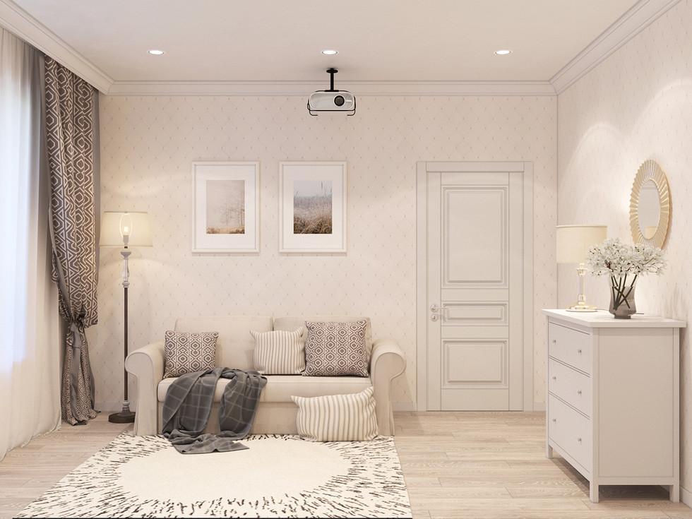 Дизайн интерьера в Булгаково