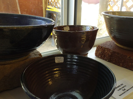 Ceramic Bowls from Owl available now