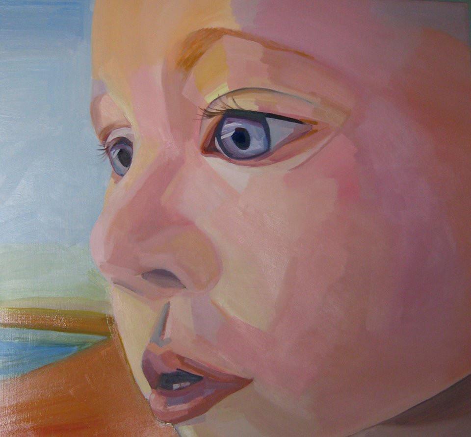 Painting by Carnaval artist Rachel Schali
