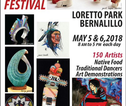 Bernalillo Indian Arts Festival a must see!