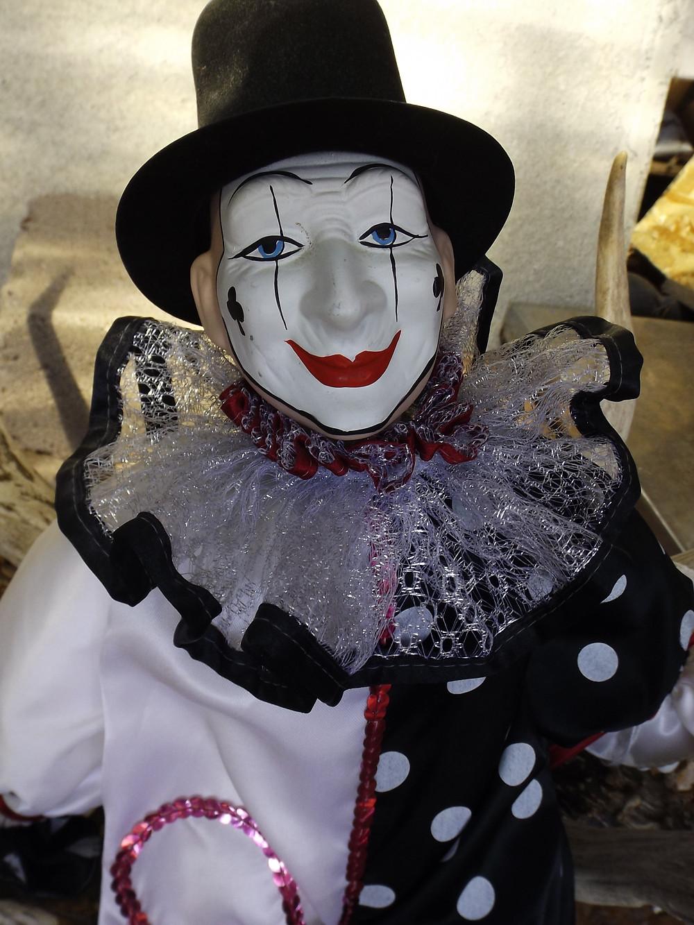 The Galleria Carnaval Door Greeter