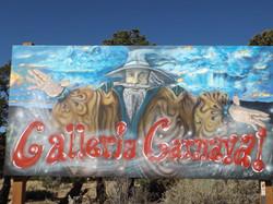Galleria Carnaval Outdoor Sign