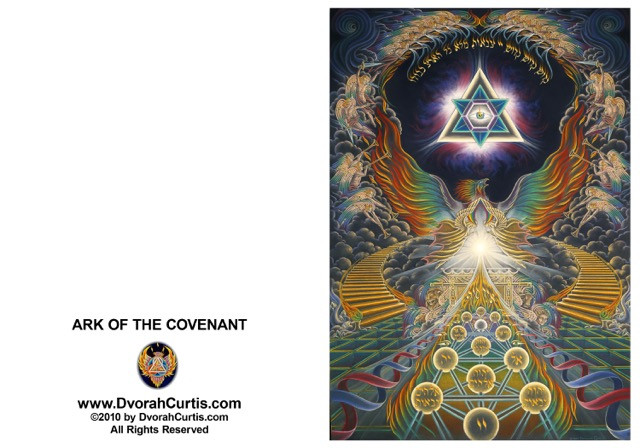 """""""Angelos"""" and """"Ark of the Covenent"""""""