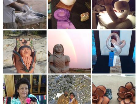 Acoma Pueblo artists to visit!