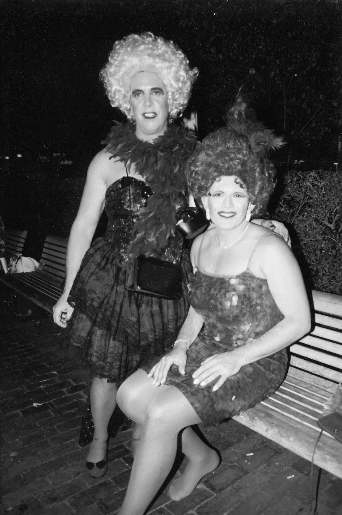 Drag Queens, Provincetown, Mass