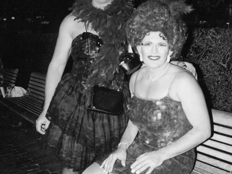 Timeless Drag Queens of Provincetown visit El Morro!