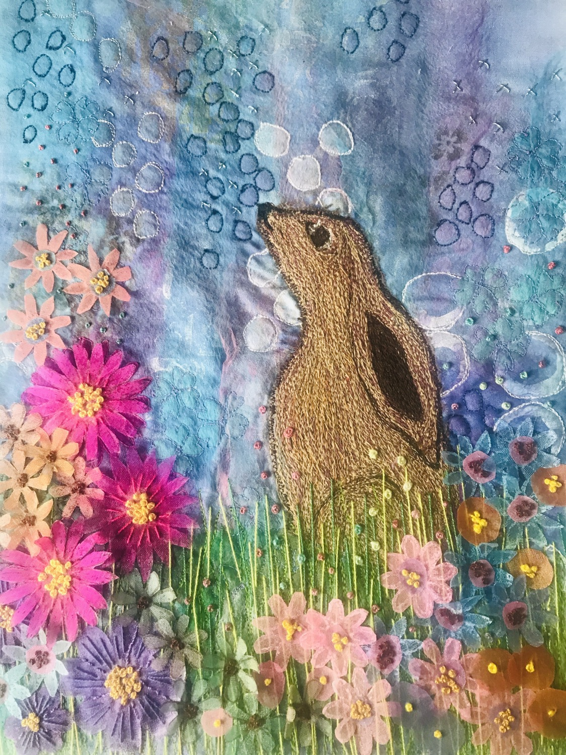 Is there a Hare in your garden? Sunday 10th May 10 am -4 pm
