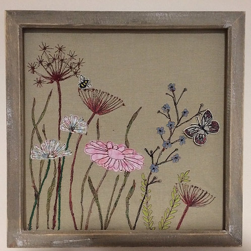 An Introduction to Machine Embroidery Saturday 25th April 10am - 4pm