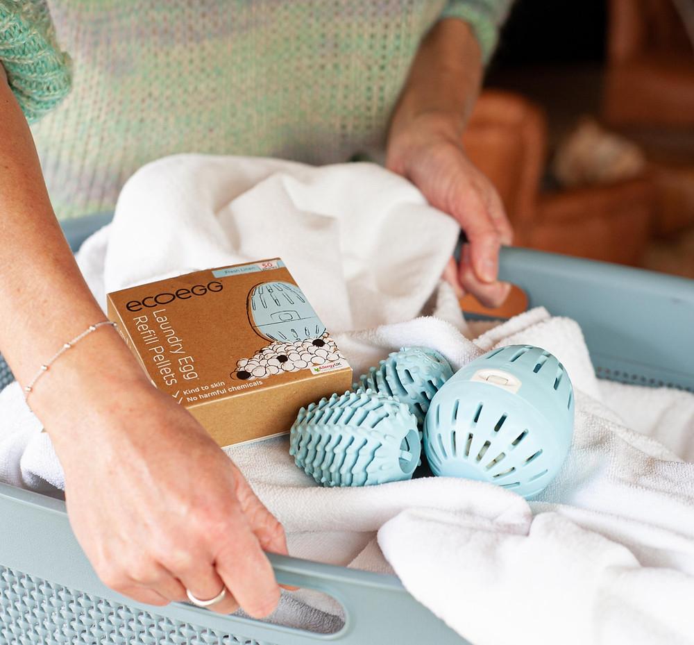 EcoEgg Laundry Egg: een duurzaam en ecologisch wasmiddel