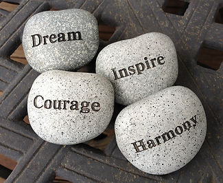 Dream Courage Inspire Harmony
