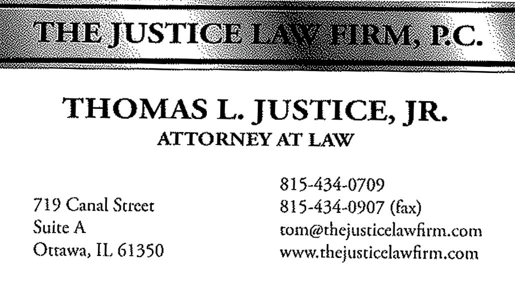 Thomas L. Justice, Jr.