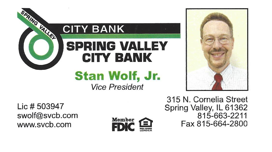 Stan Wolf