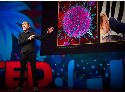 Ted talk: No time to sleep? Watch out! Really.
