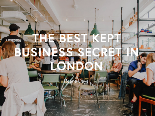 Published: Best kept business secret in London