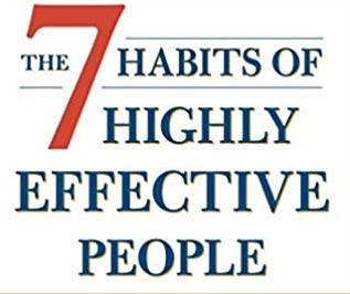 Book recommendation: 7 Habits Of Highly Effective People