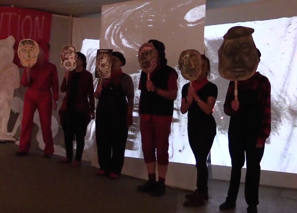Revolution performance, Undercroft Norwich