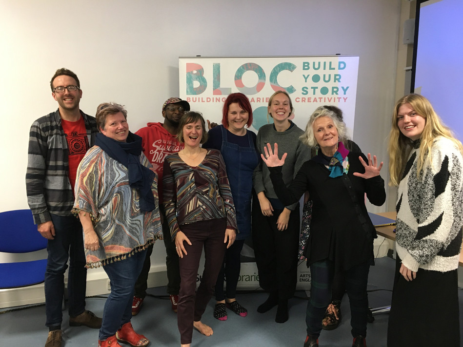 BLOC LAB at Lowestoft