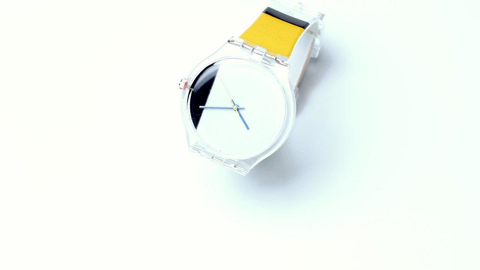 Mondrian Inspired Watch