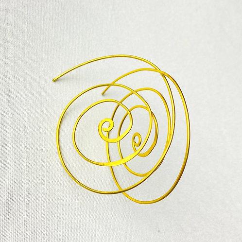 Ether Threader Earrings