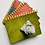 Thumbnail: Vintage Green Sustainably Sourced Spiral Notebook