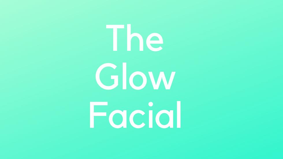 The Glow Facials Gift Voucher