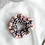 Thumbnail: Pink Plaid Scrunchies (Pack of 2)