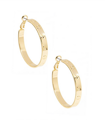 Small Bolted Hoops