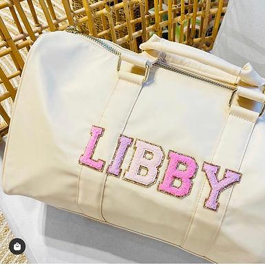 Stoney Clover Lane Classic Duffle Bag
