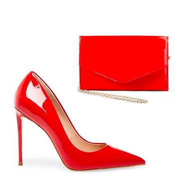 Steve Madden Red High Heels