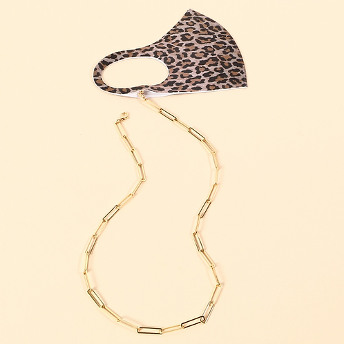 Paperclip Sunglasses / Mask Chain
