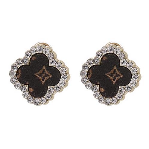 Augustine Flower Earrings