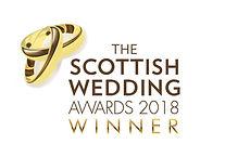 Overall Winner - The Scottish Wedding Aw