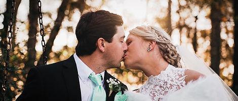 sunset-kiss-bride-groom