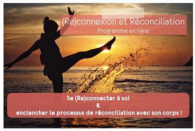 Programme (Re)connexion & Réconciliation