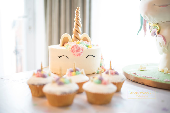 The most delectable way to celebrate your little one's birthday