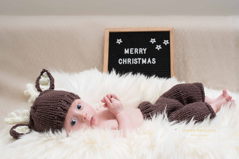 Baby Photography Christmas Special