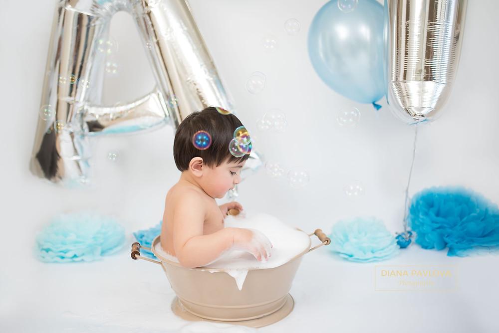 Baby photography chelsea sw3