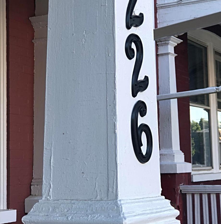 House Number