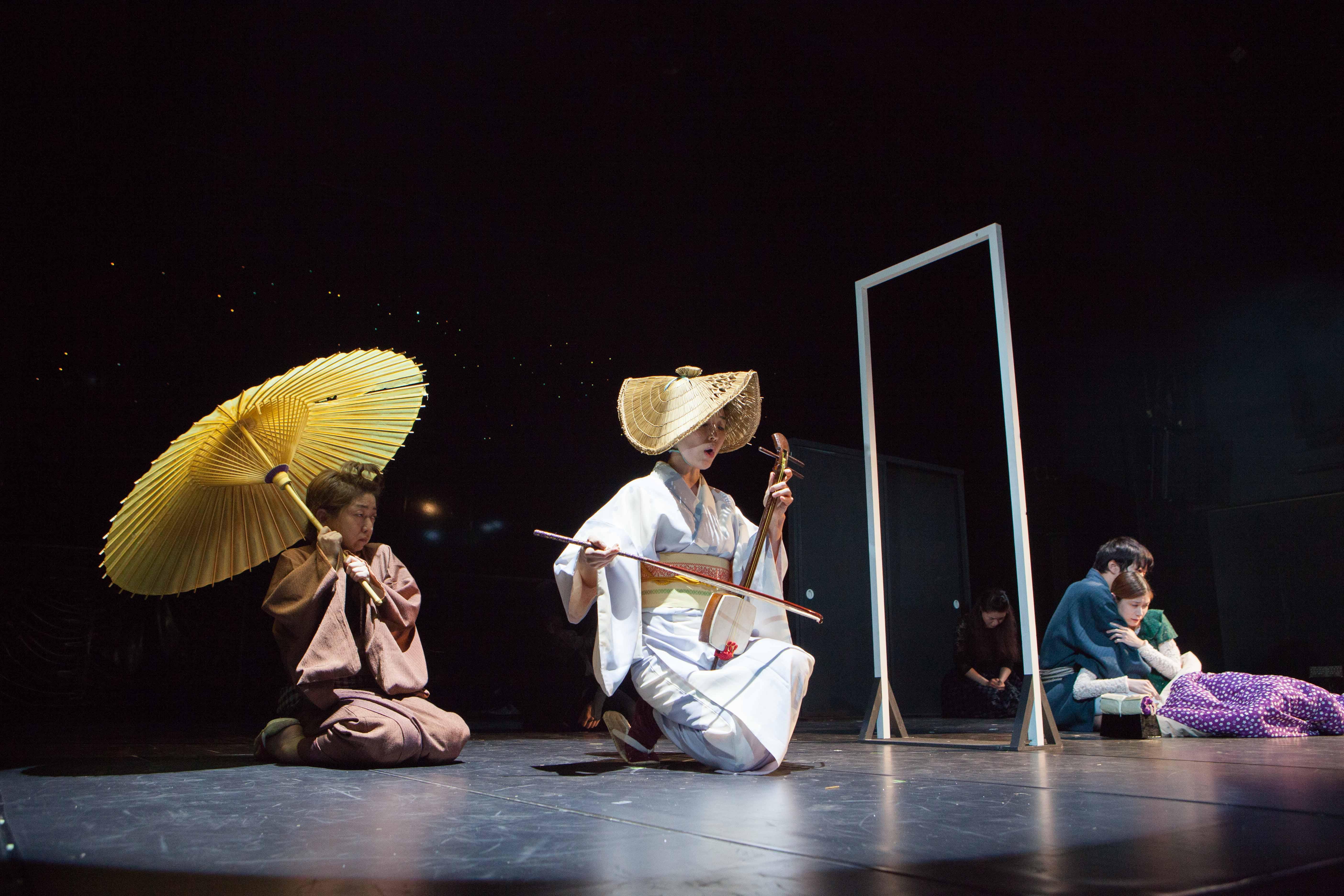 『三人吉三』2015|東京芸術劇場シアターウエスト|