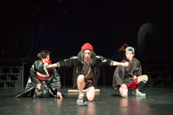 『三人吉三』2015 東京芸術劇場シアターウエスト 