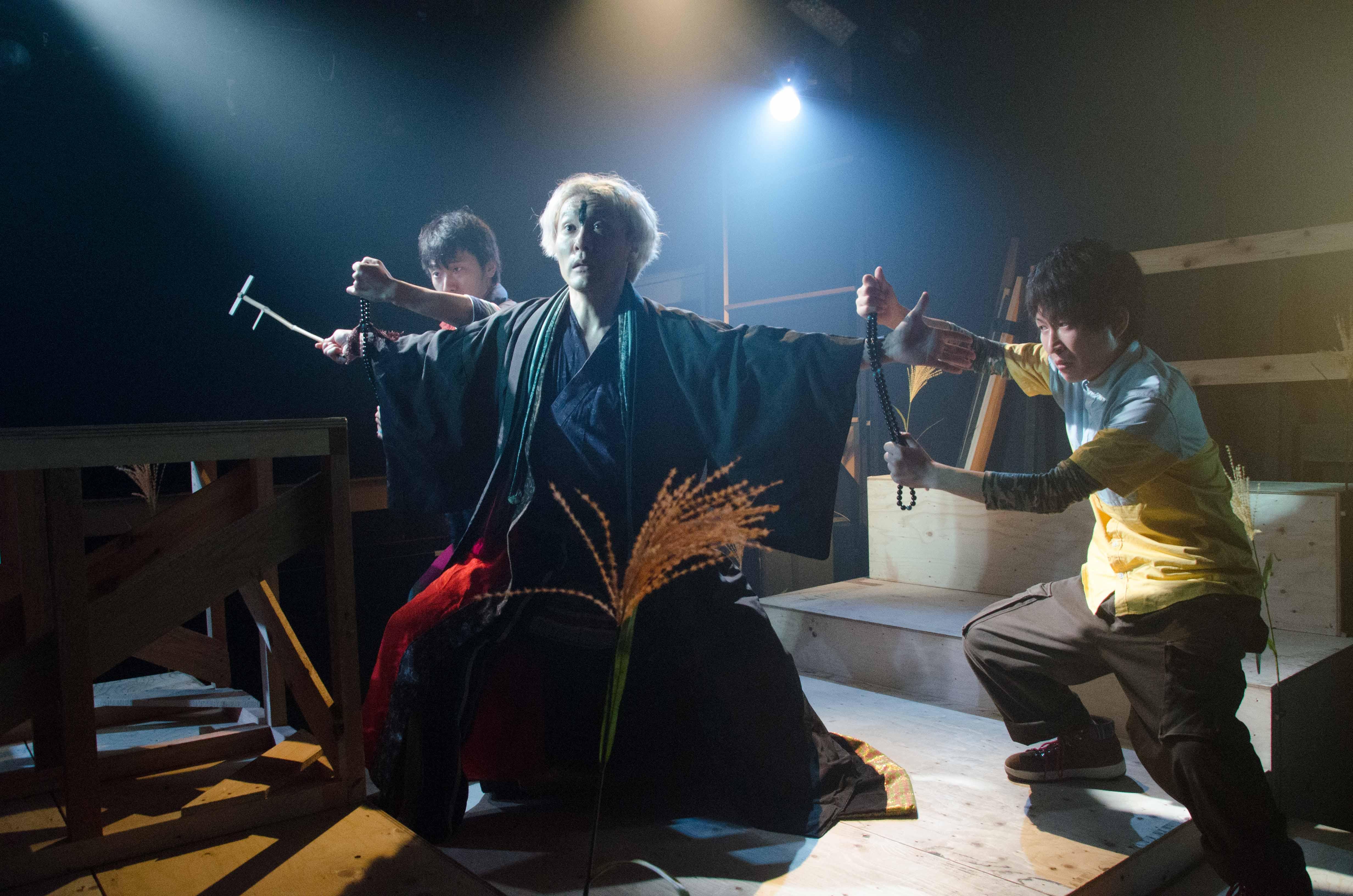 『黒塚』2013年|十六夜吉田町スタジオ|