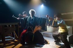 『黒塚』2013年 十六夜吉田町スタジオ 